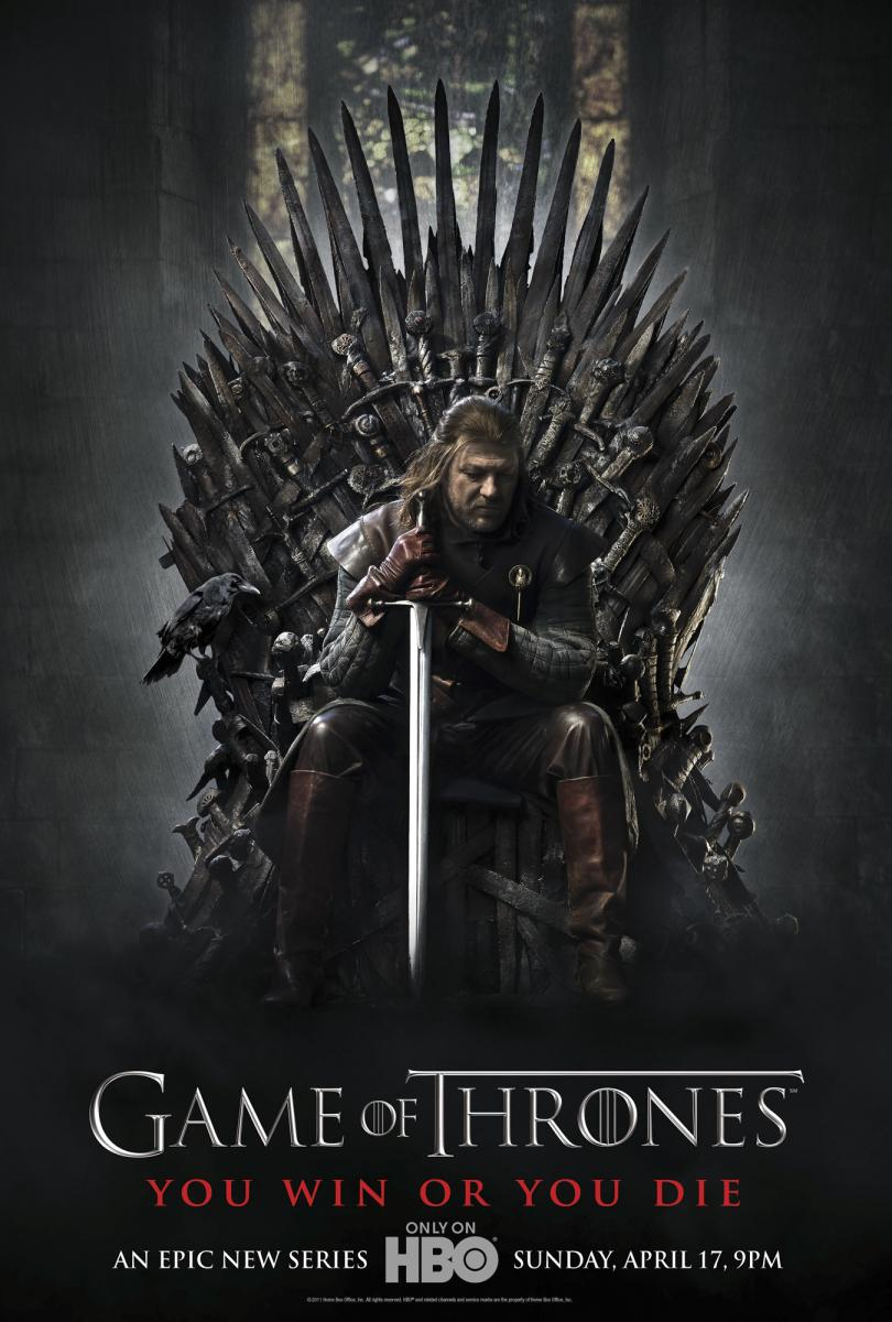 Game of Thrones TV-series poster