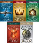 Song of Ice and Fire book covers